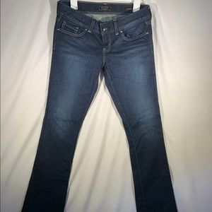 Guess LA Women's Jeans Daredevil Boot size 27
